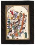 OTTOMAN AND TURKISH MINIATURES PATCH-WORK EXHIBITION AND OTTOMAN COURT SONGS CONCERT